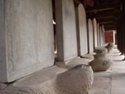 Hanoi restores 82 doctoral steles at Temple of Literature
